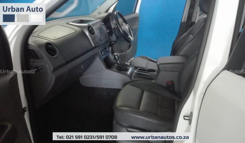 2014 Volkswagen Amarok 2.0BiTDI double cab Highline 4Motion auto full