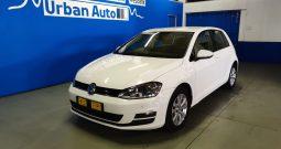 2016 VW Golf 7 1.4 TSI Comfortline DSG