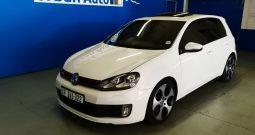2011 VW Golf 2.0 GTI DSG